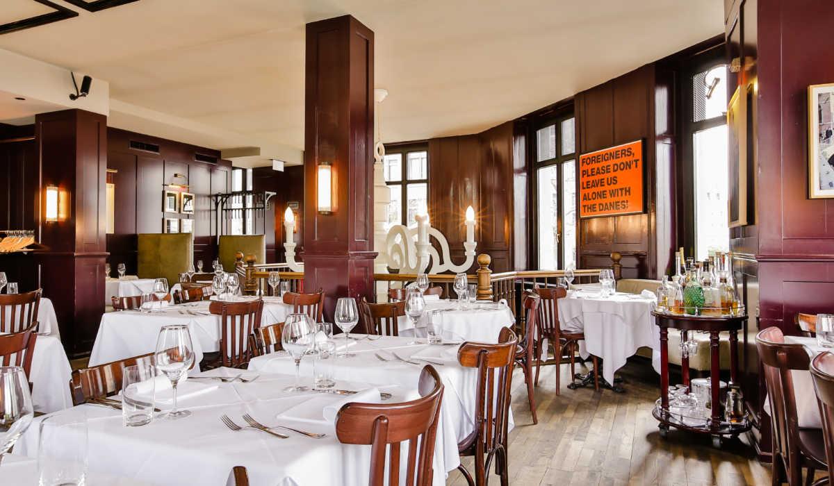 Restaurant Hotel Helvetia Zürich